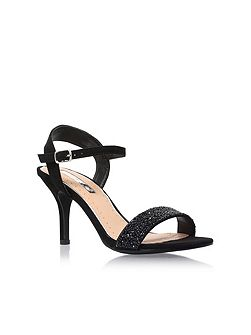 Poison high heel sandals
