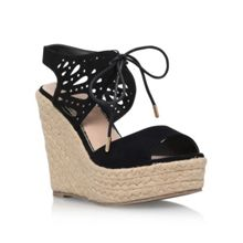 Lipsy Brooke high wedge heel sandals