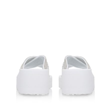 Miss KG Delaney slip on sandals