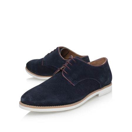 KG Finsbury Flat Lace Up shoes