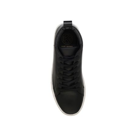 KG Flockton lace up high top sneakers