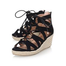 Miss KG Phoebe high wedge heel sandals