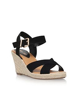 Pineapple 2 mid wedge heel sandals