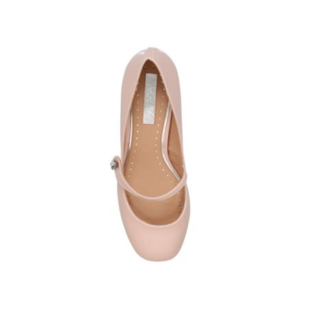 Miss KG Nylah low heel court shoes
