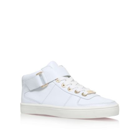 Carvela Larry flat lace up sneakers
