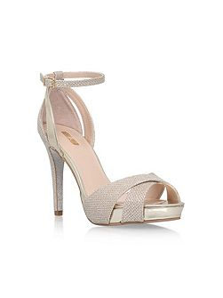 Gifted high heel sandals