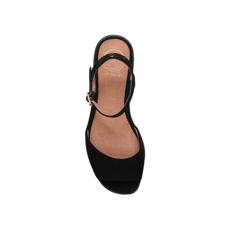 KG Mambo high wedge heel sandals