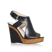Michael Kors Josephine high heel wedge sandals