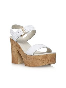 Kandid high heel sandals