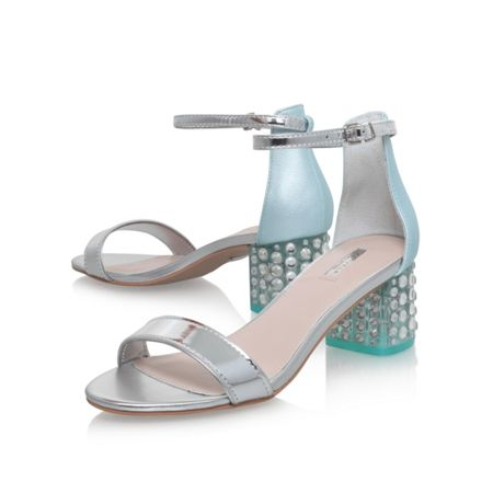 Carvela Groove high heel sandals