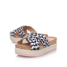 Nine West Amyas3 flat sandals