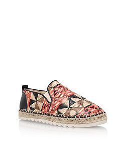 Noney2 flat espadrille sneakers