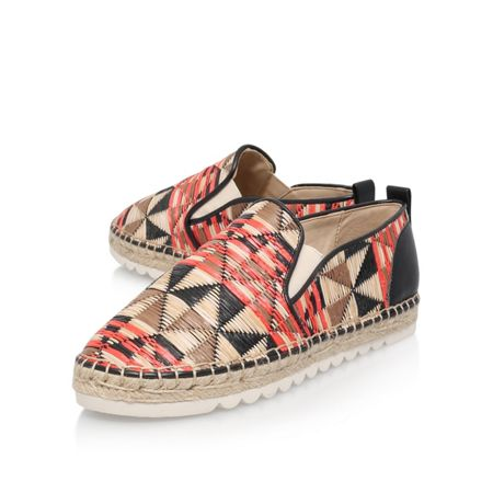 Nine West Noney2 flat espadrille sneakers