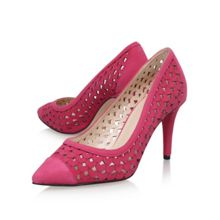 Nine West Porcupine high heel court shoes