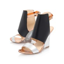 Nine West Bueta high wedge sandals