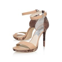 Michael Kors Sienna high heel sandals