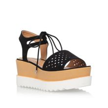 Miss KG Phoenyx high wedge heel sandals