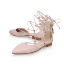 Carvela Loop flat ballerina pumps
