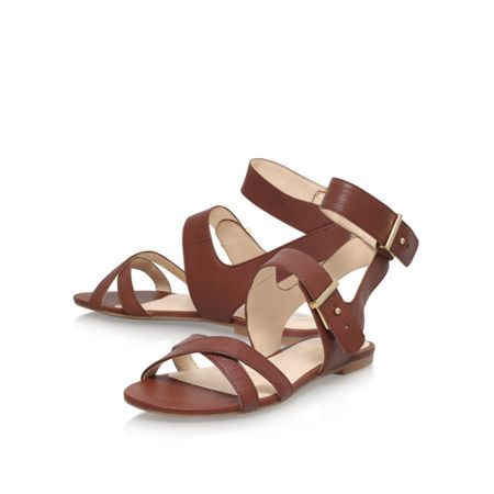 Nine West Darcelle flat sandals