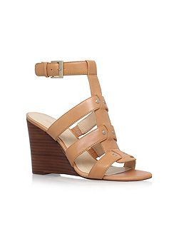 Falissa high wedge heel sandals