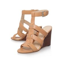 Nine West Falissa high wedge heel sandals