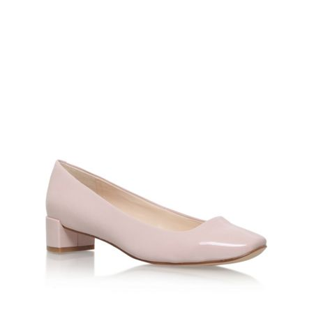 Nine West Olencia3 low heel court shoes