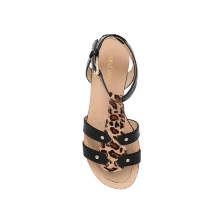 Nine West Yippee3 low heel sandals
