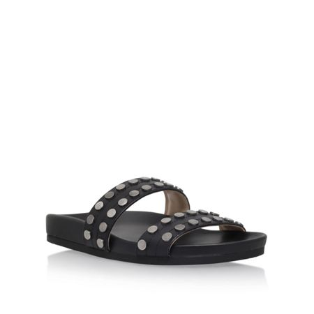 Nine West Zelise flat slip on sandals