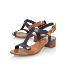 Anne Klein Ebber low heel sandals