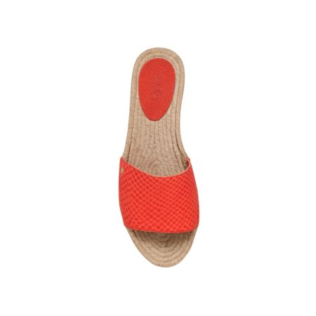 UGG Cherry exotic flat slip on sandals
