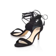 Vince Camuto Kathin low heel lace up sandals