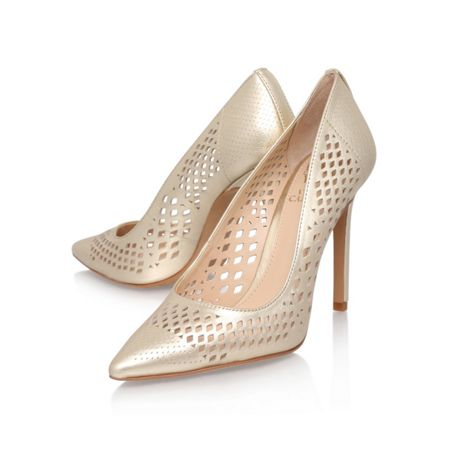 Vince Camuto Nico high heel court shoes