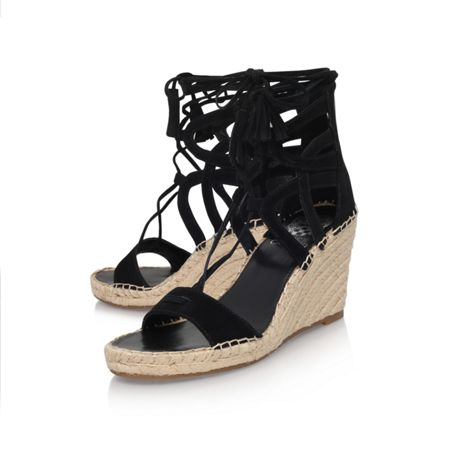 Vince Camuto Tannon high wedge heel sandals