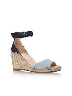 Torian high wedge heel sandals