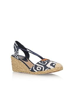 Cala high wedge heel sandals
