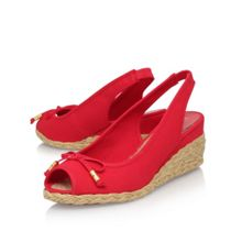 Lauren Ralph Lauren Camille high wedge heel sandals