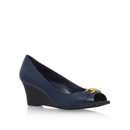 Lauren Ralph Lauren Paula high heel peep toe sandals