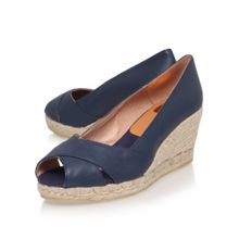 Kanna Venus high wedge heel sandals