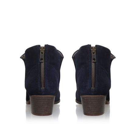 H by Hudson Apisi low heel ankle boots