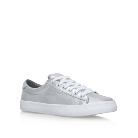 Miss KG Lotus flat lace up sneakers