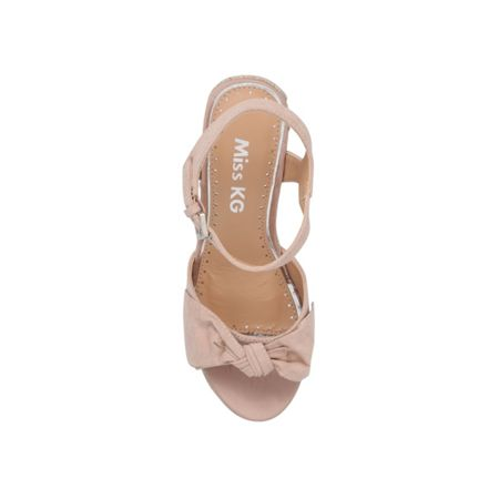 Miss KG Pennie high wedge heel sandals