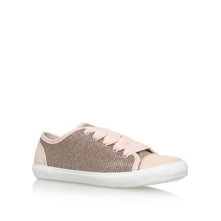 Miss KG Leni 2 flat lace up sneakers