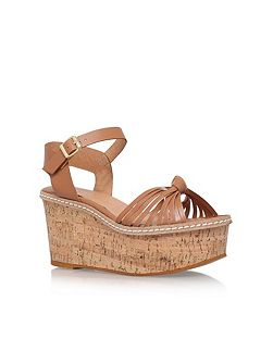 Katrina high wedge heel sandals