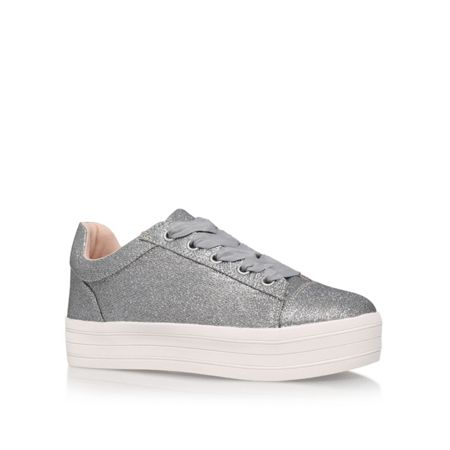 Carvela Lupo flat lace up sneakers