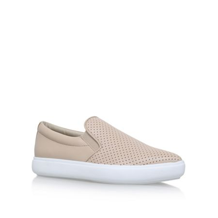DKNY Trey flat slip on sneakers