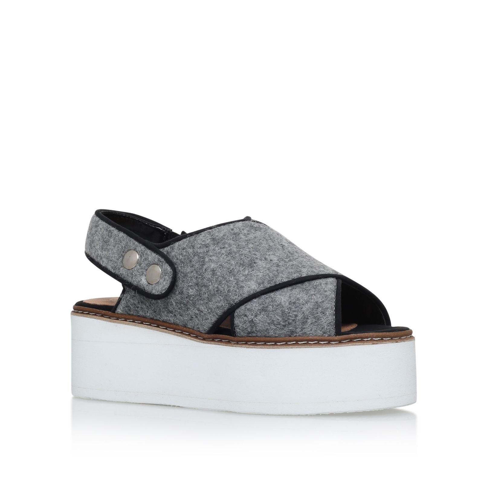grey platform shoes house of fraser