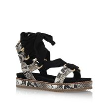 Kurt Geiger Barbon flat sandals