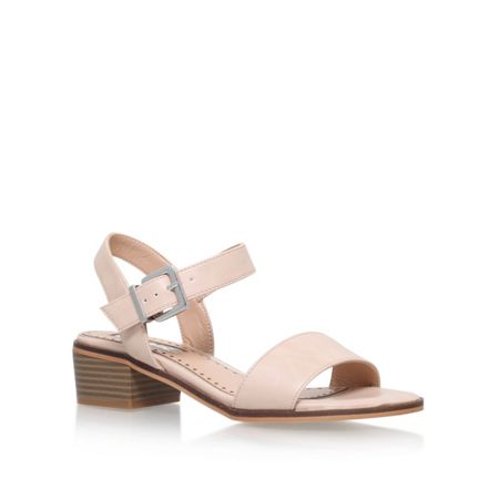 Miss KG Pablo low heel sandals