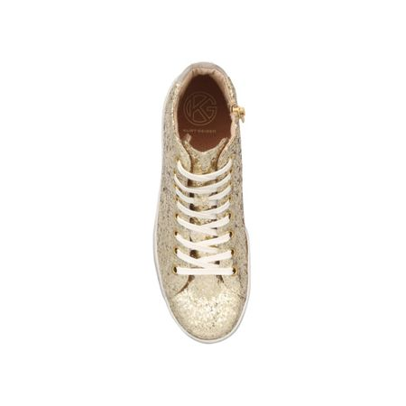 KG Ladder high top lace up sneakers
