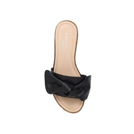 Carvela Comfort Skate high wedge heel sandals